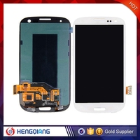 factory price lcd touch screen for samsung galaxy s3 I9300