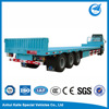 China 3 Axle 40ft Container Transportion