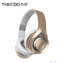 Hottest bluetooth 4.0 music stereo receiver double wireless headphones for tv