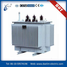 20mva distribution transformer oil immersed 33kv/6.6kv