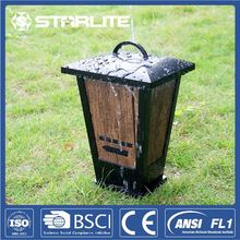 STARLITE rechargeable lantern handrail for garden bluetooth speaker