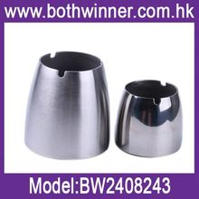 Wide varieties h0tea stainless steel s with cover new ashtray for sale
