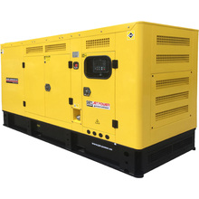 Competitive Price 200KW Soundproof Industry Diesel Power Generator Price 250KVA