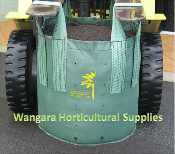 1500 Litre Easy Fill Woven Planter Bag