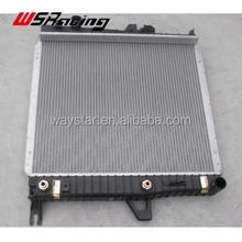 Full aluminium Heat exchanger for FORD BRONCO for RANGER 85-94 for EXPLORER 91-92 AT radiator