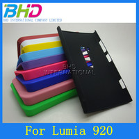 new smooth oil coated pure color hard case for nokia lumia 920