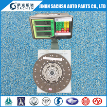 Auto parts for truck and bus chassis parts sachsn 430mm Clutch Plate clutch disc friction plate