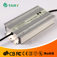500w waterproof led driver power supply ip67