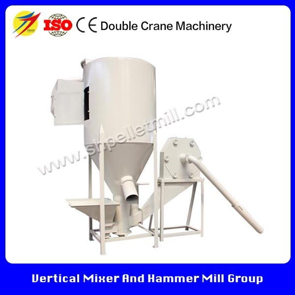 Low invest layer chicken camel feed grinder and mixer