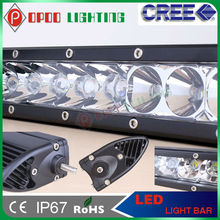 "CE ROHS IP67 Cree Single row 10-30v 9800lm 20"" 100w firefly light bar"