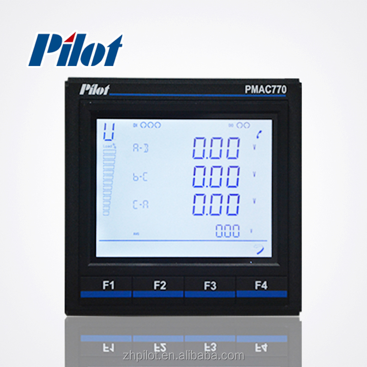 PILOT PMAC770 Multifunction RS485 Power Meter / Energy Meter