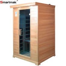 2015 American Hot Selling 1 person infrared sauna