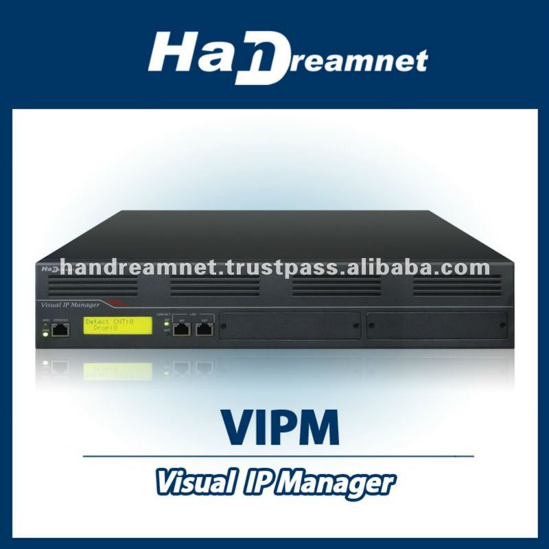 IP network management - VIPM