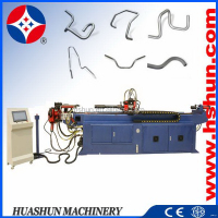 HS-SB-38CNC low price practical motorbike steel tube bending machinery