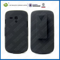 Holster case with belt clip and stand Case for Samsung Galaxy S3