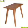 wooden laptop table is suitable for writing and study