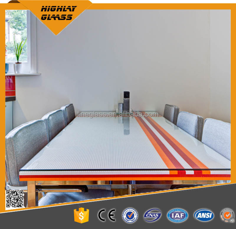 3mm-19mm Tempered Glass, Titanium Alloy Tempered Glass, Tempered Glass Furniture