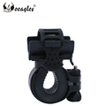 LC-3A 360 Degrees Rubber Flashlight/torch Bicycle Bike Lamp Mount