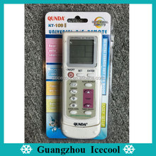 110 in 1 Qunda Air conditioner remote control universal KT-109II