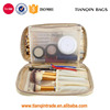 Women'S Lightweight Portable Makeup Brush Roll Bag Beauty Case Toiletries Cosmetic Bag