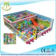 Hansel indoor playing items for baby,indoor play park,baby play park