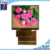 small lcd display for 2.3'' tft QVGA 320x240graphic dot matrix tft lcd module TFT without TP lcd Module china factory production