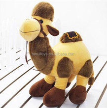 Customized plush material stuffed camel toy
