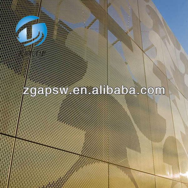 Factory Price Decortive Perforated Sheet Metal