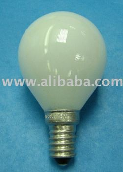 S45 Spherical lamp Inside white