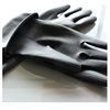 High quality low MOQ cleaning latex rubber gloves for dishwashing