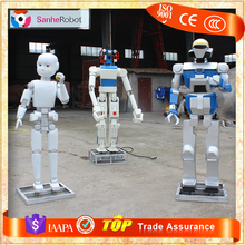 SH-RO001 Good Quality and Low Price Exhibition Life Size Robot Show