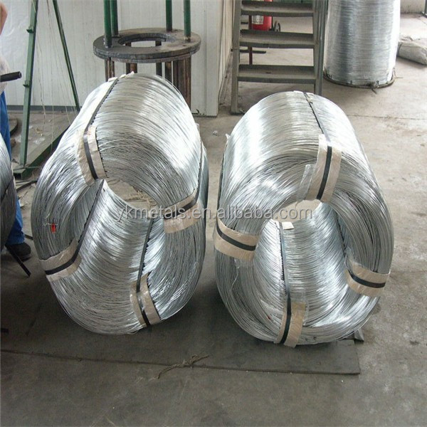 galvanized high tensile steel wire