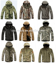 2017 hot style softshell jacket outdoor with best service and low price