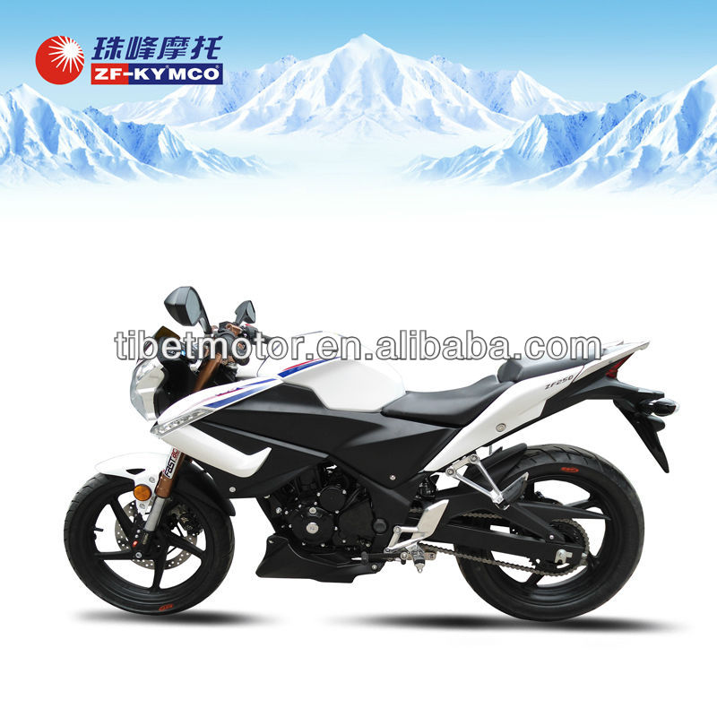 Motorcycles factory zf-ky super 250cc moto bike (ZF250)