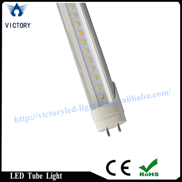 SMD fluorescent Victory wholesale no uv no flicking 18W 1.2m led t8 light tube neutral white 4500K