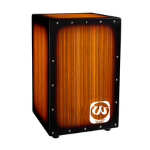 100% natural wood holesale Walter Cajon drum