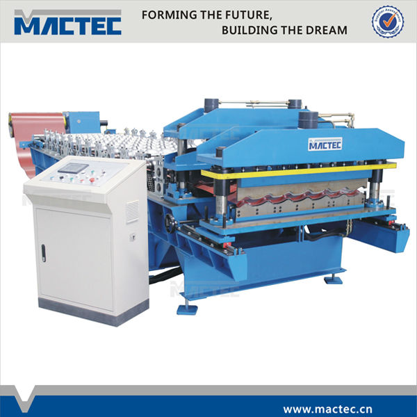 2014 best selling MT1000B steel panel machine
