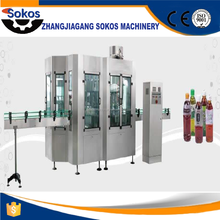 Complete Fruit Juice Processing Line Drink Production Line Juice Filling Machine