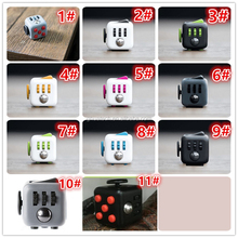 11 Colors 2017 Newest Game Funny Fidget Cube Magic Cube
