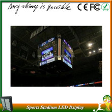 Perimeter stadium LED Displays perimeter Advertising Boards perimeter sport led display,outdoor full colorp10 P16 basketball led