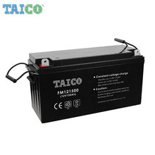 Best Cost Performance 12 volt sealed lead acid 12v 150ah battery