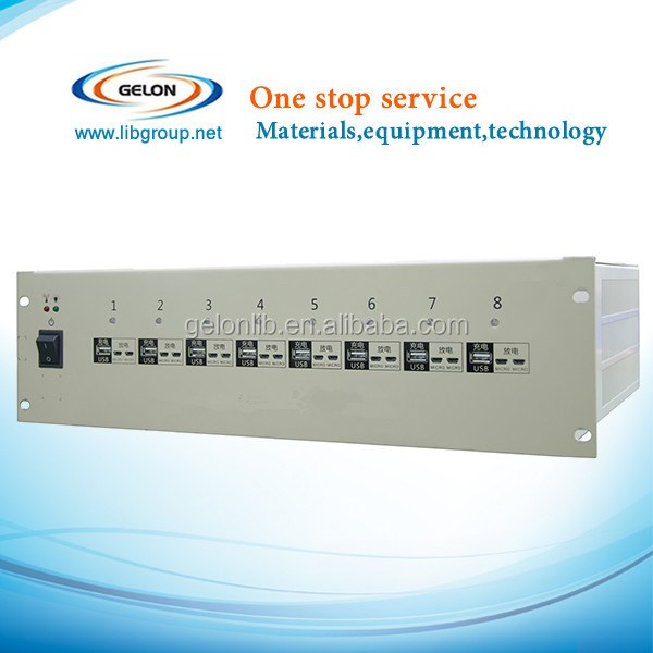 battery tester for charging -discharging/ Voltage/internal resistance testing performance for all Ni-MH,Lithium ion cells