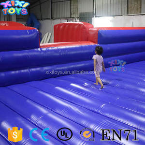 Carnival inflatable playground / kids inflatable jumping amusement park