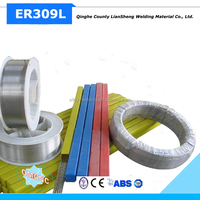China supplier ER309L stainless steel mig tig welding wire 0.8mm 1.0mm 1.2mm