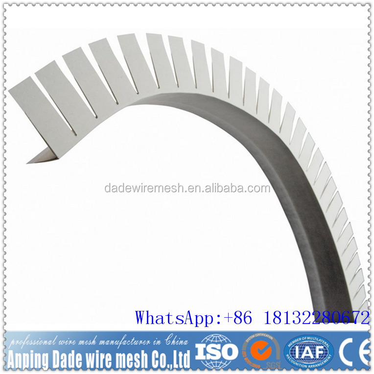 Trade assurance tape or corner bead
