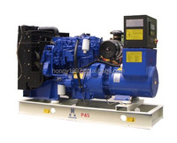 50kW 60KVA Small Low Noise Diesel Genset Lovol Engine 1004TG