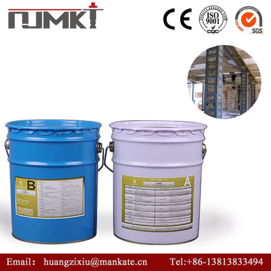 Steel bonding adhesive epoxy resin adhesive for steel or granite