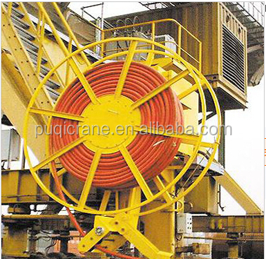 Best quality crane cable reel & crable drum from China