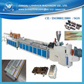 PVC plastic stud and track profile extruding machine