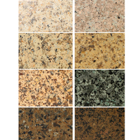 Granite Imitation Paint Wall Texture Material
